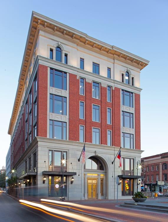 The CAY Building Savannah, Georgia